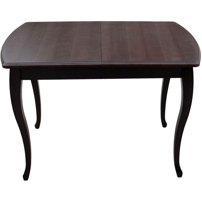 Стол обеденный деревянный прямоугольный Коралл Венге