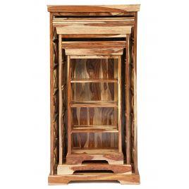 "Шкафы для книг ""Бомбей"" палисандр"