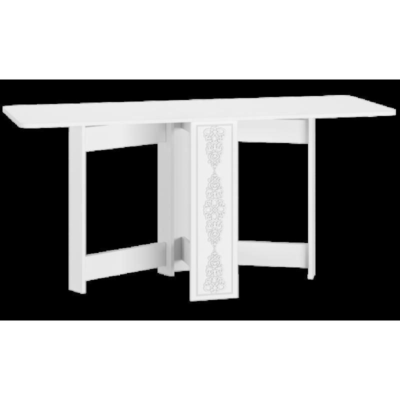 Стол-книжка СМ-04 Белое дерево