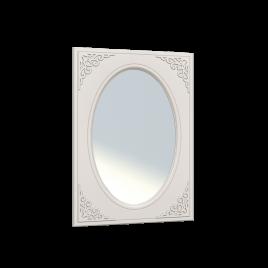 Зеркало навесное Ассоль Модуль АС-7 Белый