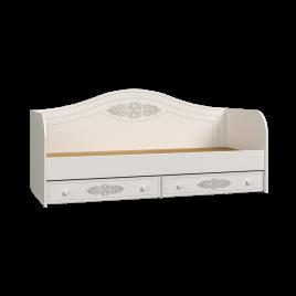 Кровать - кушетка Ассоль Модуль АС-10 Белый