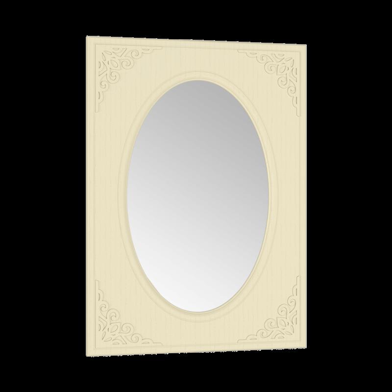 Зеркало навесное «Ассоль Плюс» Модуль АС-7 Ваниль