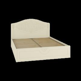 Кровать двуспальная с подъемным механизмом «Ассоль Плюс» АС-30 Ваниль