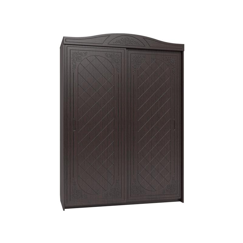 Шкаф-купе «Соня Премиум» Модуль СО-12К  Венге/венге патина для спальни