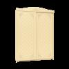 Шкаф-купе «Соня» Модуль СО-12К  Бежевый для спальни