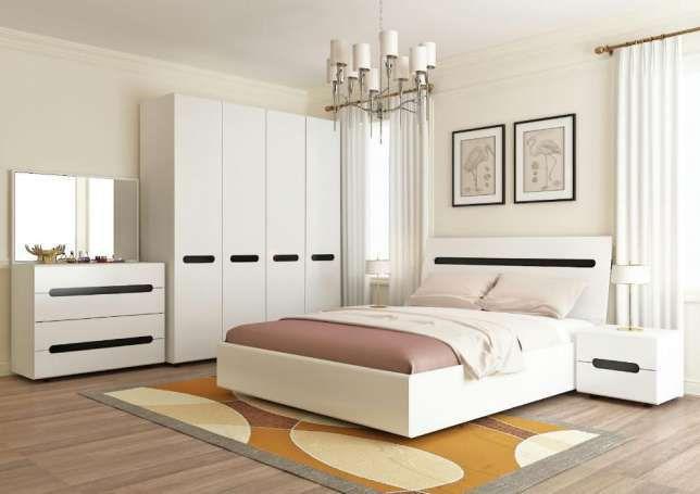 гарнитур для спальни белый