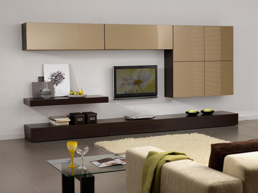 стенки в гостиную современные