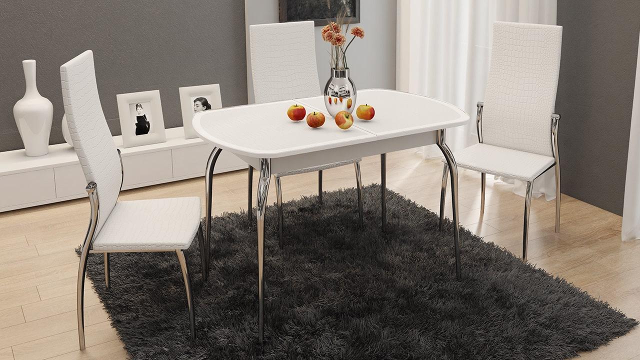 кухонные столы - фото